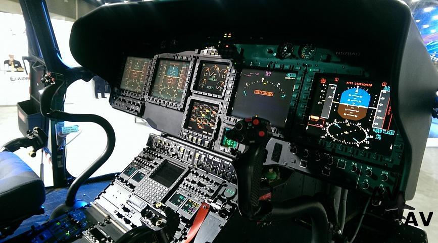 частный вертолет Eurocopter H215