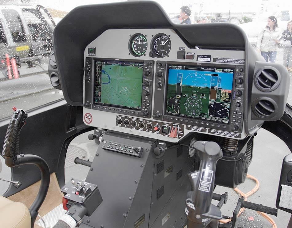 частный вертолет Bell 407GX