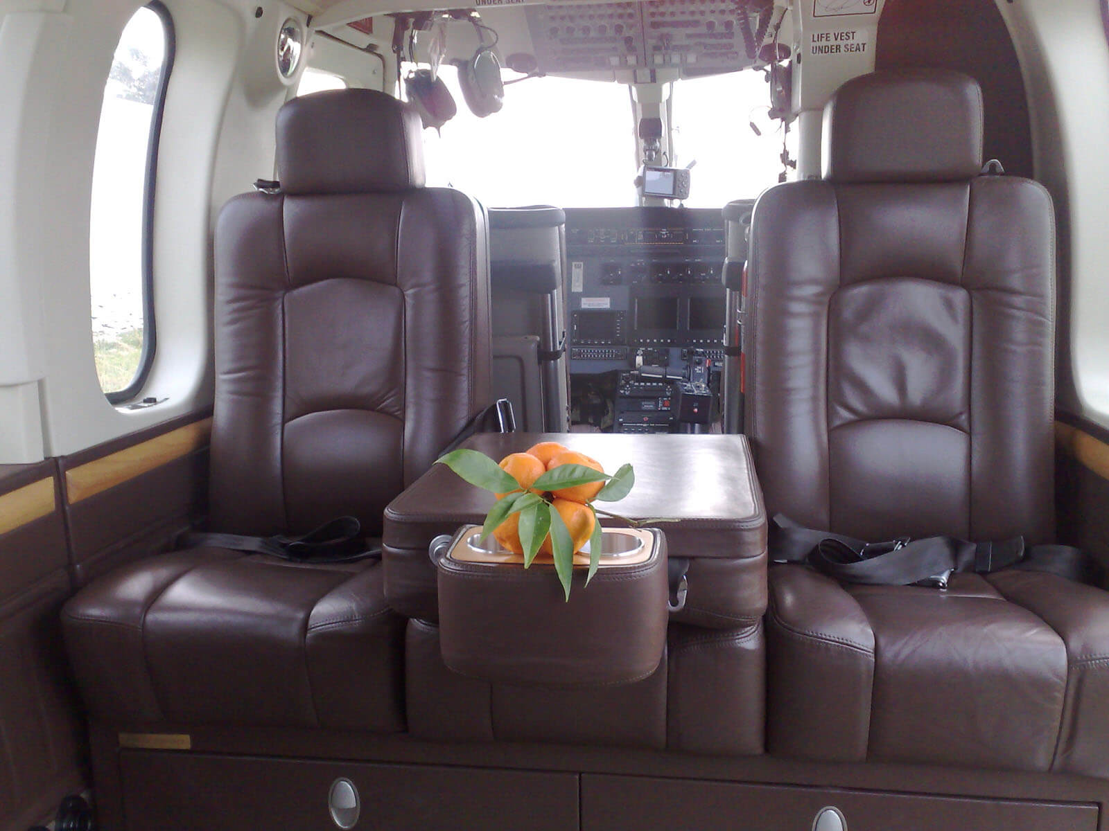 частный вертолет Bell 430