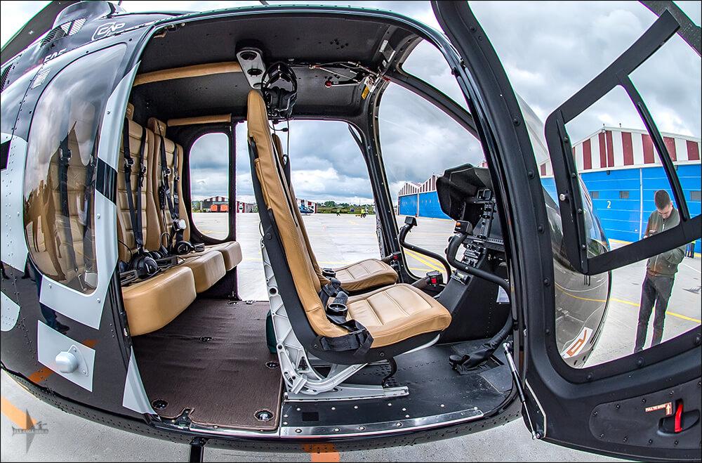 частный вертолет Bell 505