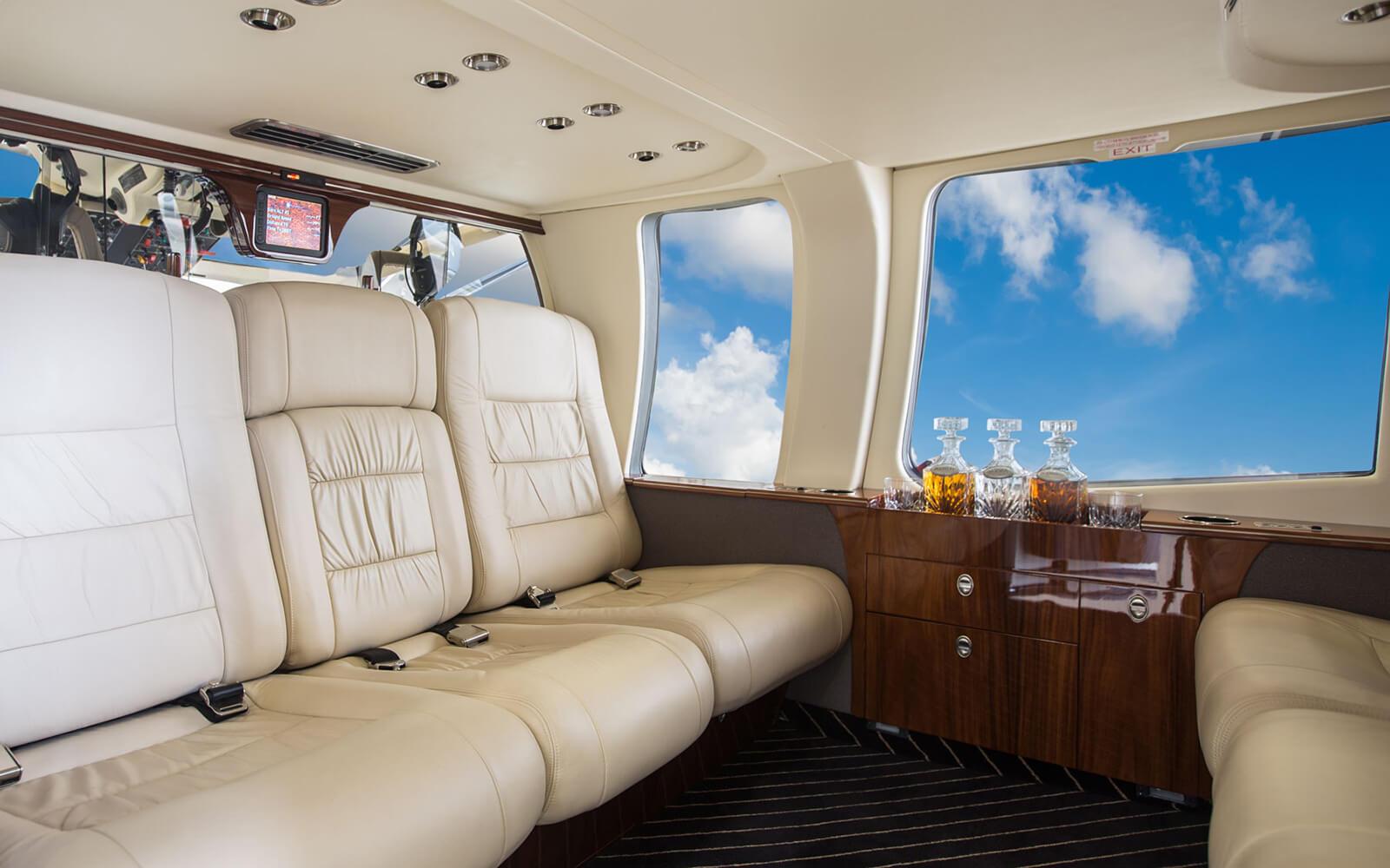 частный вертолет EUROCOPTER EC155
