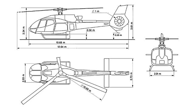 частный вертолет EUROCOPTER EC 135 T2