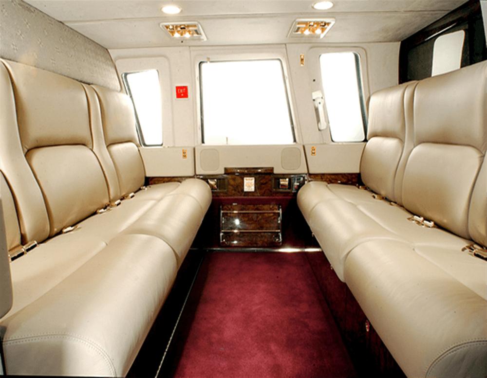 частный вертолет Sikorsky S-76
