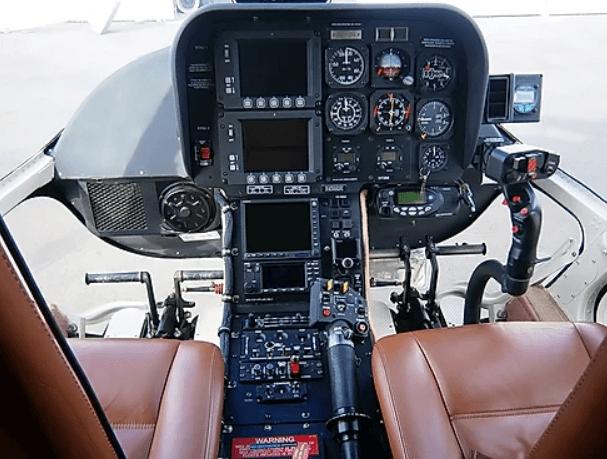 частный вертолет AgustaWestland AW119