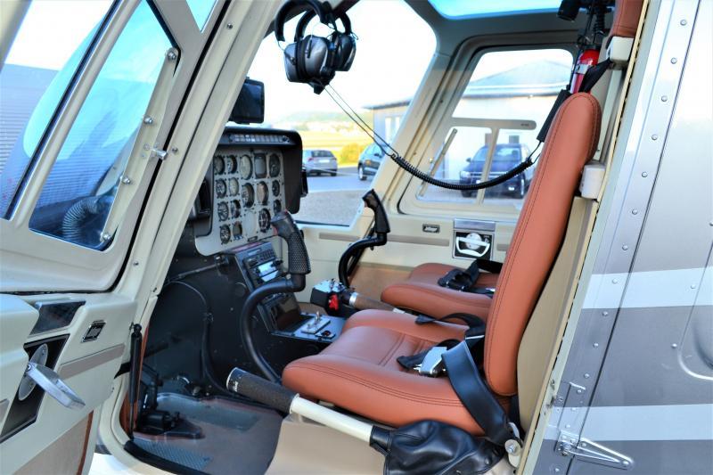 частный вертолет BELL 206 B3