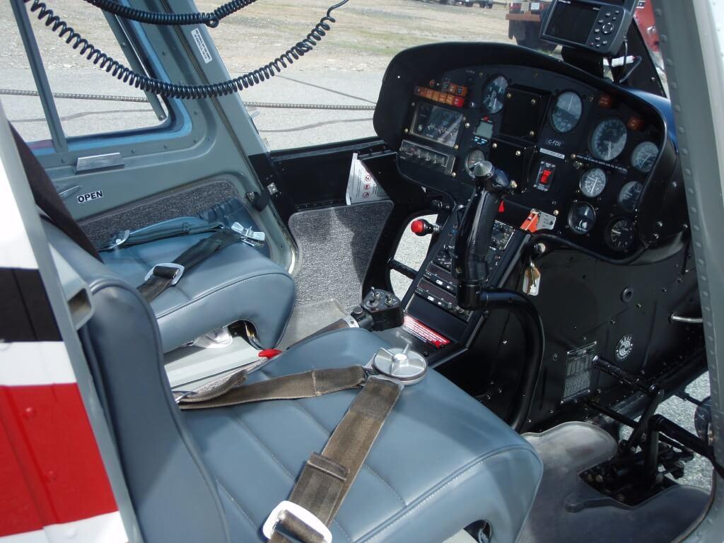 частный вертолет BELL 206b jet ranger
