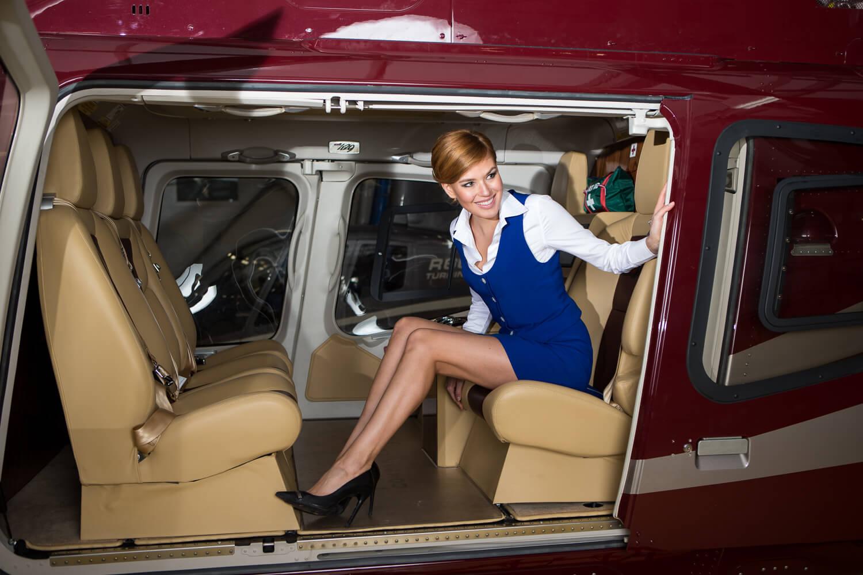 частный вертолет BELL 429