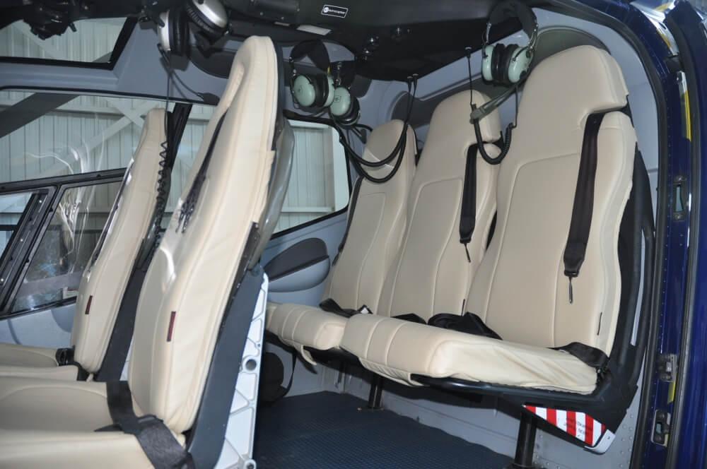 частный вертолет EUROCOPTER EC 120 COLIBRI