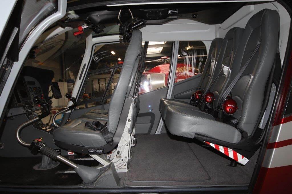 частный вертолет Eurocopter EC120 Colibri