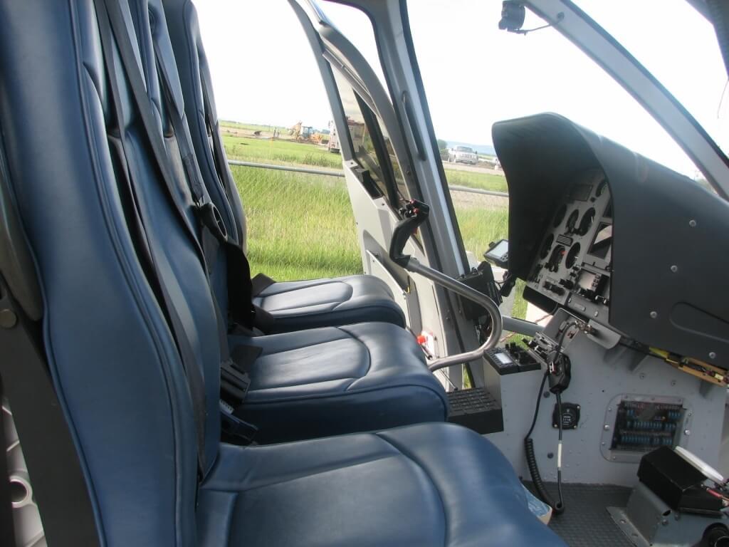 частный вертолет EUROCOPTER EC 130 B4
