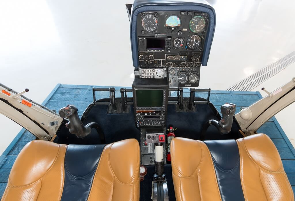 частный вертолет EUROCOPTER 341 Gazelle