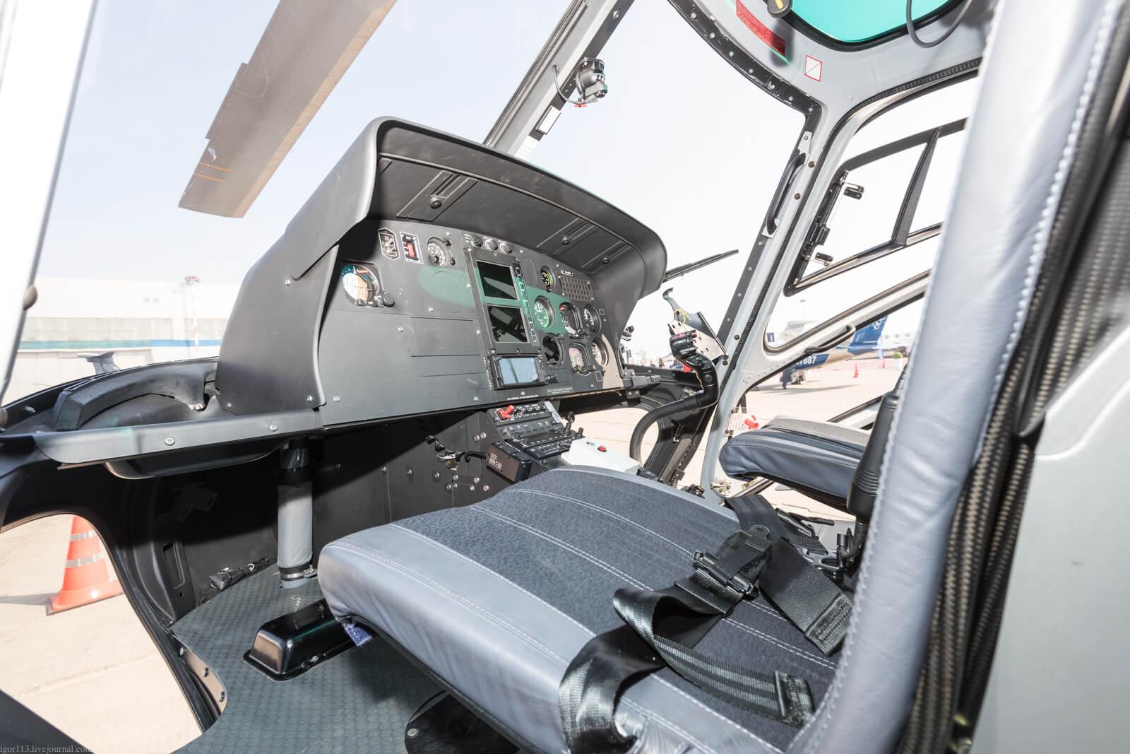 частный вертолет EUROCOPTER AS350 ECUREUIL ASTAR