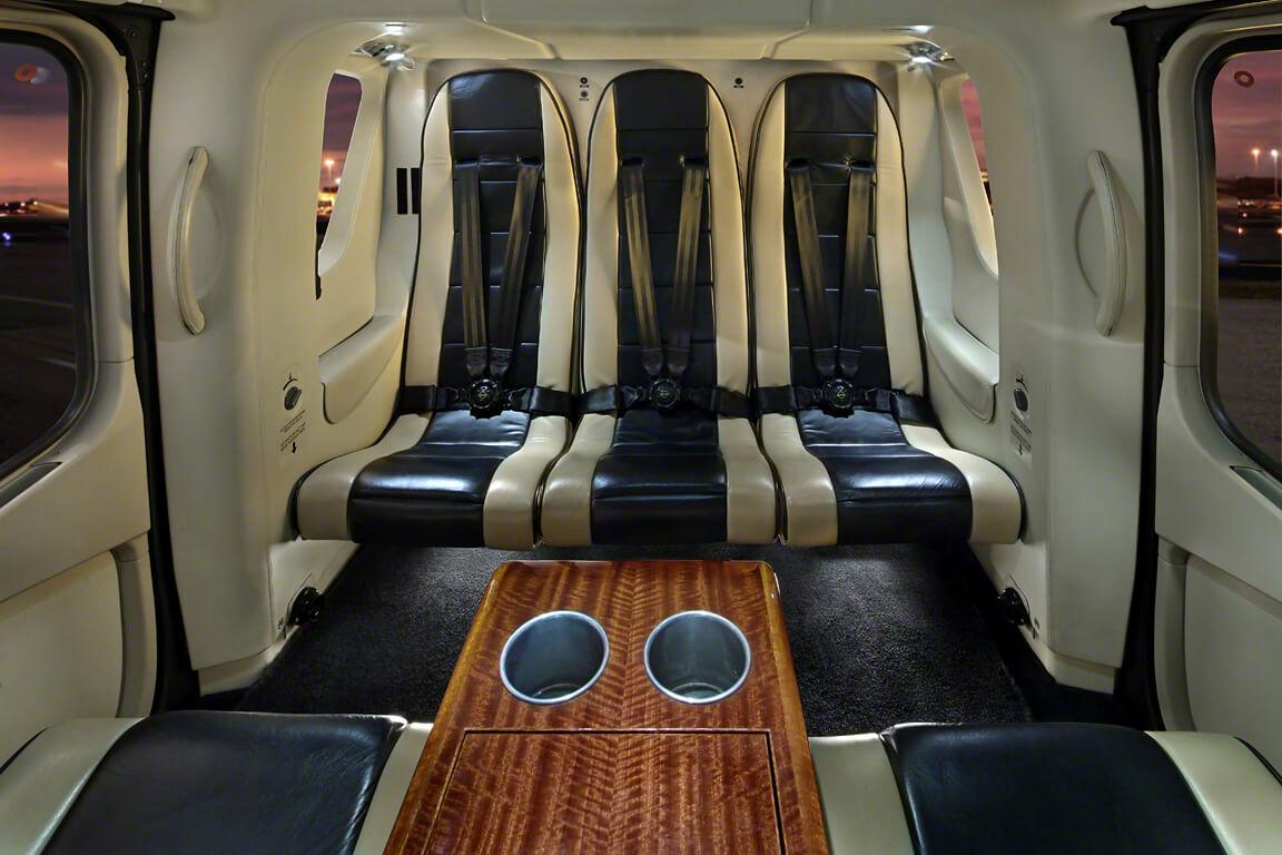 частный вертолет Eurocopter EC135