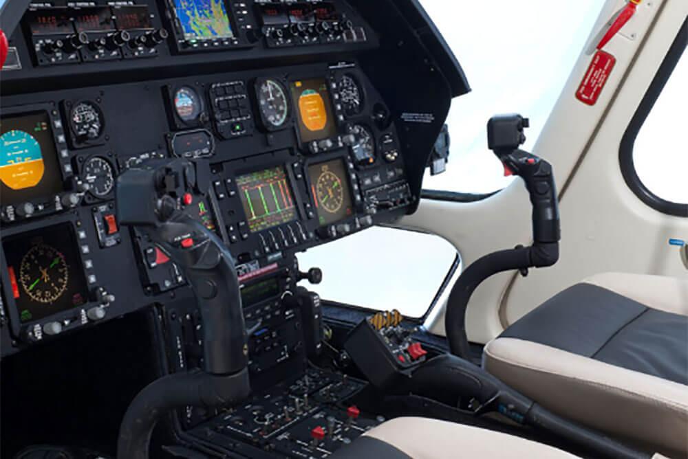 частный вертолет Agusta Westland 109 power grand